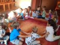 Játéktár zeneovi - iskola előkészítő csoport a Zsolnay Negyedben