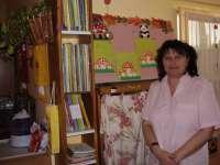 Molnárné Taskó Ildikó óvodapedagógus, tanulási zavarok preventív pedagógusa