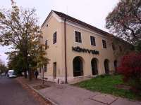 Csorba Győző Könyvtár Várkonyi Nándor Fiókkönyvtár és Pinokkió Gyermekkönyvtár