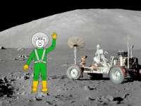 Mesék az űrhajókról - Vilmos egér a világűrben a Planetáriumban