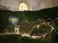 Már látogatható a Vörsi Betlehem